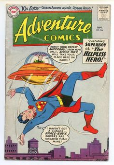 Adventure Comics #264 (Superboy) Silver Age-DC VG+    {50% OFF & FREE SHIPPING}