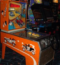 1974 Kasco Untouchable coin operated mechanical EM arcade game
