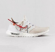 Adidas UltraBoost x Off White