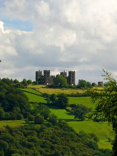 Matlock Castle, Peak District, England. Not really a castle, more a folly. It used to be a cute little zoo specialising in Lynx conservation.
