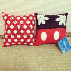 Cushions I wanna make these for my little lady!