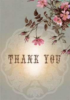 A special thank you to everyone who shares their pins so freely. Through your kindness and sweet generosity you create a beautiful community here on Pinterest. It is deeply appreciated ♥