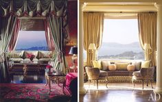 .....decadent living.
