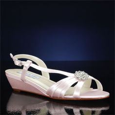 Geri-542 by Touch Ups Wedding and Bridesmaids Shoe