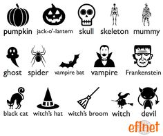 Halloween Worksheets | EFLnet