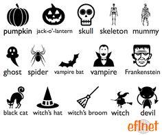 Halloween Worksheets | EFLnet