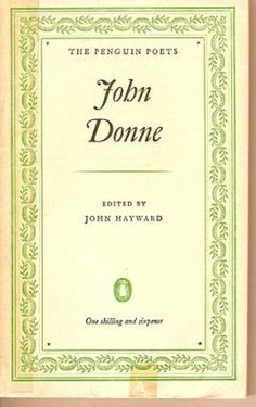 John Donne: A selection of his poetry by John Donne | LibraryThing