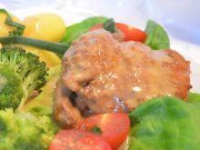 Indycze z szybkowaru w delikatnym sosie Tzatziki, Meat, Chicken, Food, Essen, Meals, Yemek, Eten, Cubs