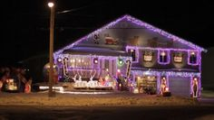 Decorating Home Interiors Company House Decorated With Christmas Lights How To Christmas Decorations Cheap Modern Home Decor Christmas House Lights