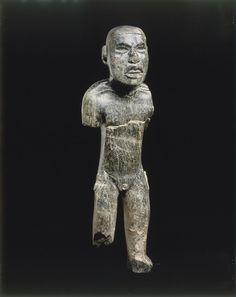Teotihuacan, Mexique, Pierre verte © musée du quai Branly, photo Hughes Dubois