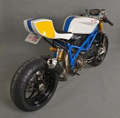 "Radical Ducati S.L.: MALIZIA a ""radicallized"" 1098 by SHED X"