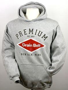 801a8d803ca257 Schell Brewery Diamond Logo, Hoodies, Sweatshirts, Brewery, Grains, Belt,  Logos