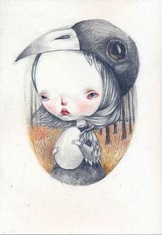 Pop surrealism by Pony Pink