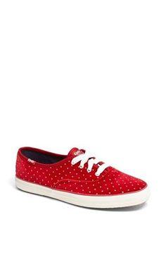 Velvet Keds sneakers!
