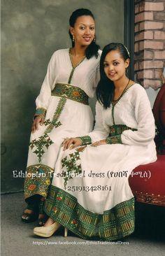 Zinar & S.Africa African Attire, African Wear, African Women, African Dress, African Fashion, Men Fashion, Ethiopian Beauty, Ethiopian Dress, Ethiopian Traditional Dress
