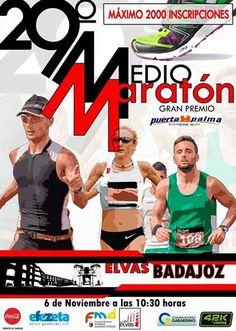 29ª Meia-Maratona Internacional Elvas-Badajoz condiciona trânsito | Portal Elvasnews