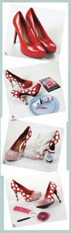 Shoes  Recicla tus zapatos
