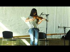 """Bluegrass in the Backwoods"" ~ Appalachian State Fiddlers Convention Fiddle Competition ... 2015 - YouTube"