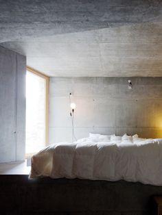 Villa d'auteur, grisons, suisse