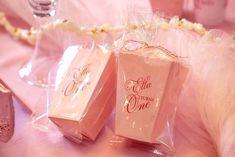 Pink Popcorn Boxes f