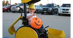 Parents who make wheelchair costumes the best costumes for Halloween