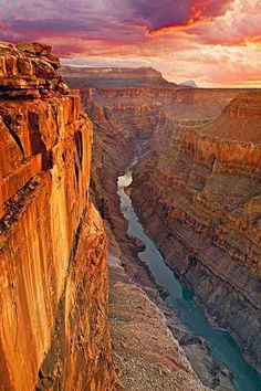 desde las alturas -The Edge of Time, Grand Canyon