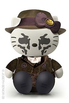 Hello Kitty is Coming with Her New Dresses   The Design Inspiration