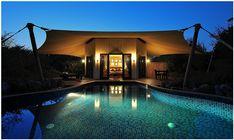 Glamping - Al Maha Desert Resort & Spa di Dubai  Vacanze Eco Friendly Immersi nella Natura e Nel Lusso   http://tormenti.altervista.org/glamping-campeggio-di-lusso/