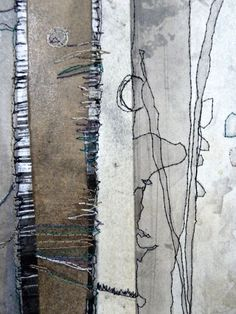 Lisa Grey - mixed media study