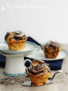 Mohnzopf-Muffins