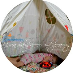 Dreambaby� Ladybug Night Light Review Plus Win a Dreambaby� Prize Pack