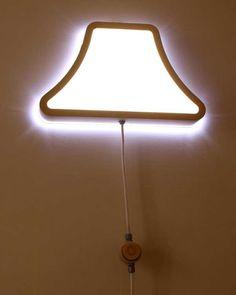 Nepa lamp. Giles Godwin Brown