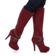 Ashtyn Boots from Shoedazzle
