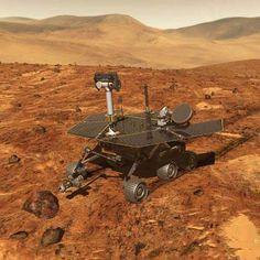 NASA's Mars Opportunity rover