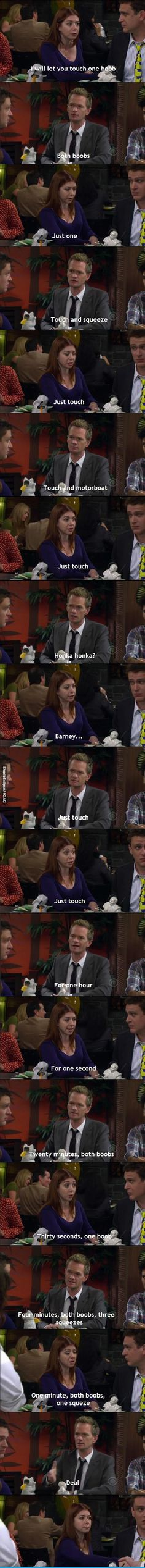 Barney and Lily-I wish HIMYM was still funny How I Met Your Mother, I'm Chuck Bass, Jokes About Men, Robin, Comedy, Tv Quotes, Movie Quotes, Qoutes, Humor Grafico
