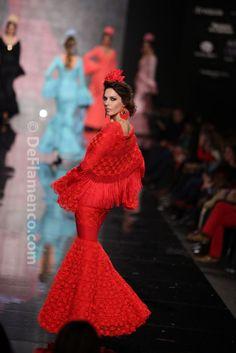 Fotografías Moda Flamenca - Simof 2014 - Nuevo Montecarlo 'Mi dulce veneno' Simof 2014 - Foto 17