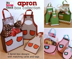 Apron Box Collection