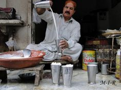 Lassi Time, Pakistan
