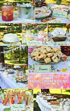 A Bridal Shower Picnic for Summer by 'Suburbs Mama' - Creative and Fun Wedding Ideas Made Simple Vintage Bridal Bouquet, Bridal Bouquet Fall, Picnic Bridal Showers, Bridal Luncheon, Wedding Stress, Picnic Theme, Baby Shower Themes, Shower Ideas, Bridal Party Shirts