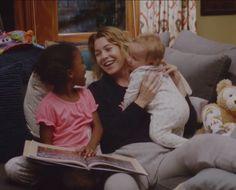 Grey's Anatomy - Meredith, Zola & Bailey