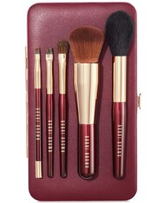 Bobbi Brown makeup brushes are designed to blend, shade, contour & buff your way to a flawless face. Shop makeup brushes, makeup brush sets & more. Makeup Kit Bag, Makeup Brush Set, Face Makeup, Bobbi Brown Makeup Brushes, Eyeshadow Brushes, Eyeliner Brush, How To Apply Eyeliner, Travel Brushes, Eyebrow Kits