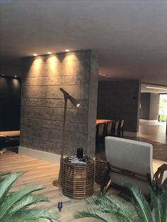 Casa cor Brasilia 2017 , mostra, concreto, atemporal, luxury, projeto, arquitetura, interior, espaço do Chef,