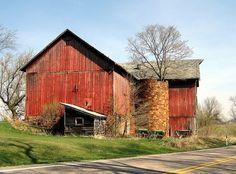 Country barn   .....rh
