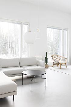 Interior Design For Bedrooms Minimalism Interior, Home Interior Design, Interior Design Bedroom, House Decor Modern, Home And Living, Interior Design, Living Room Decor, Apartment Decor, Living Room Decor Modern