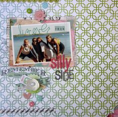 Discover your silly side - Scrapbook.com