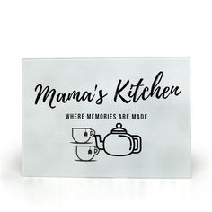 Excited to share this item from my #etsy shop: Personalized Glass Cutting Board for Mom's Kitchen, Grandmother's kitchen, Mothers Day Gift , Gift for mom, Grandmother, Nana, Nani, Mimi  #mothersday #mothersdaygift #cuttingboard #customgift #personalizedgift #giftformom #eidgift #giftforgrandmother Mother Day Gifts, Gifts For Mom, Muslim Wedding Invitations, Pakistani Wedding Decor, Grandmothers Kitchen, Grandmother Gifts, Cool Mugs, Glass Cutting Board, Kid Names