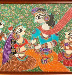 Radha Krishna by Bharti Dayal