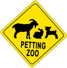 Own a petting zoo