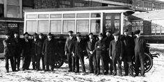 Histoire des bus | Société de transport de Montréal