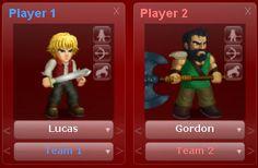Hero Fighter App - Hero Fighter App | Conduit
